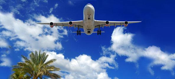 Blisko lotniska Karaiby