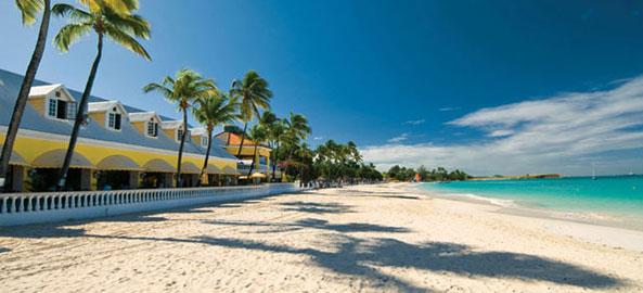 Hotele blisko plaży Karaiby