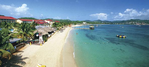 Wczasy nad morzem Karaiby