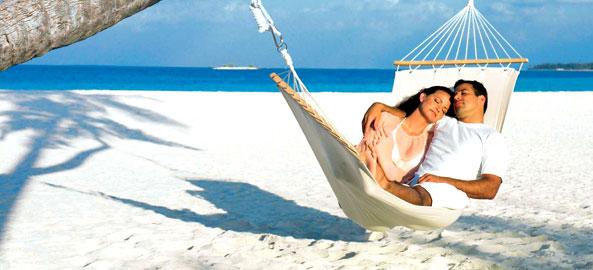 Romantyczne wczasy Karaiby