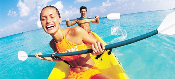 Sporty wodne Karaiby